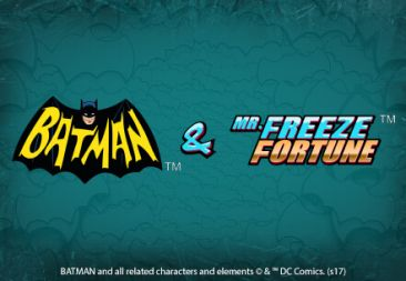 Batman & Mr. Freeze Fortune