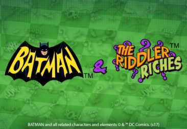 Batman The Riddler Riches