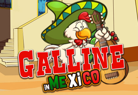 Galline in Mexico